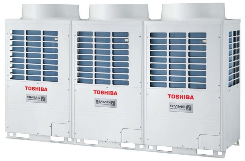 Toshiba-Carrier-VRF